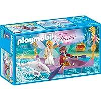 PLAYMOBIL 70000 Fairies Romantisches Feenboot, bunt