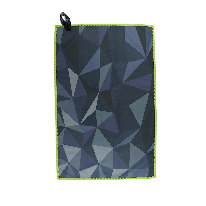 Odor Fighting Ultra Compact Great Running Antibacterial Camping Hiking Acteon Premium Gym Towel Camping Yoga Sports