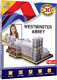 Cheatwell Games Westminster Abbey Build Your Own Giant 3D Kit
