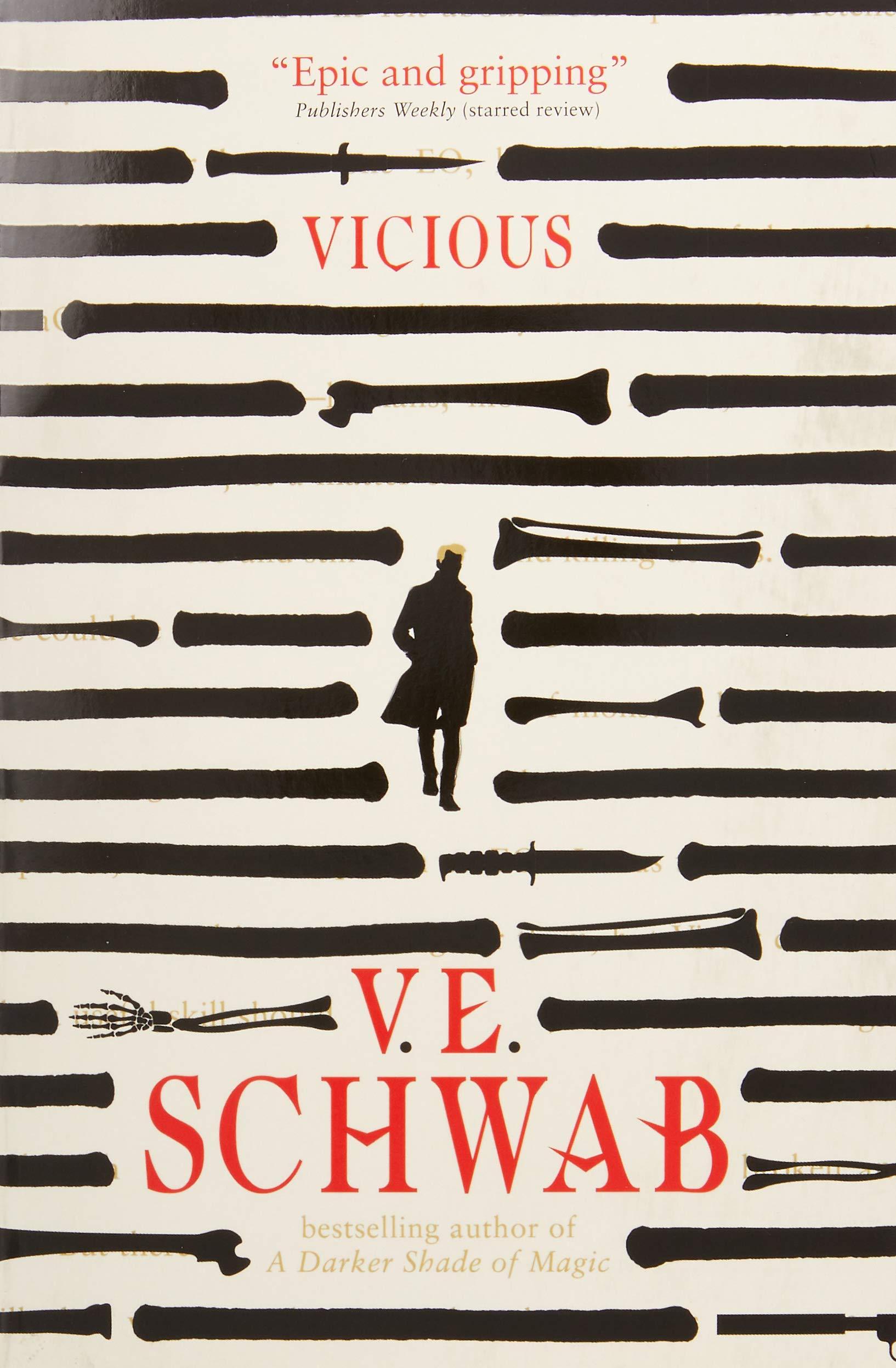 Vicious: V.E. Schwab: Amazon.it: Schwab, V.E.: Libri in altre lingue