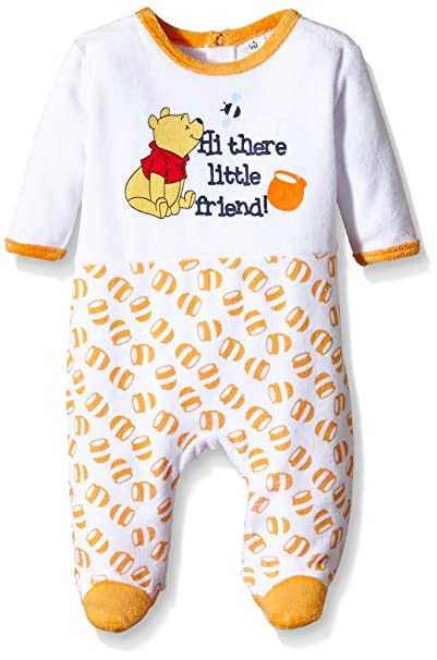 Disney Winnie The Pooh Little Friend-Pijama Bebé-Niños
