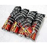 5 Rouleaux de Charbons (50 Tablettes) Pour Chiacha, Narguilés, Pipes à Eau - Charcoal for Hookah