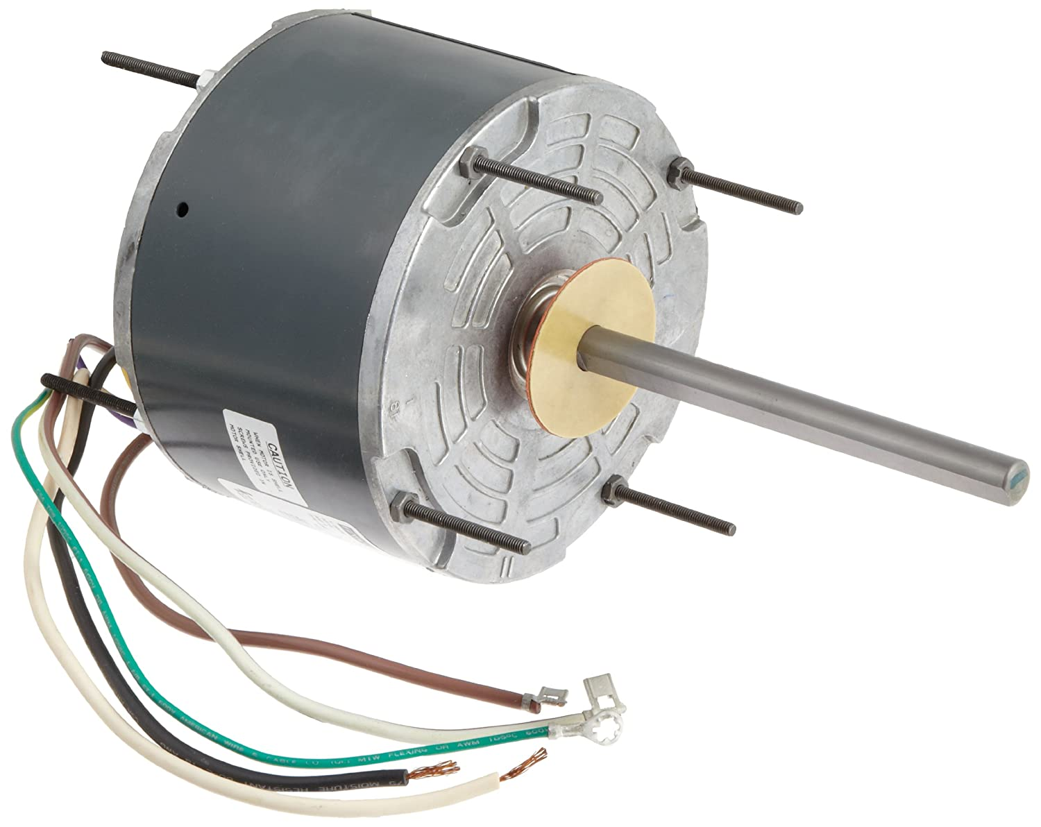 Condenser Ceiling Fan Connection With Capacitor