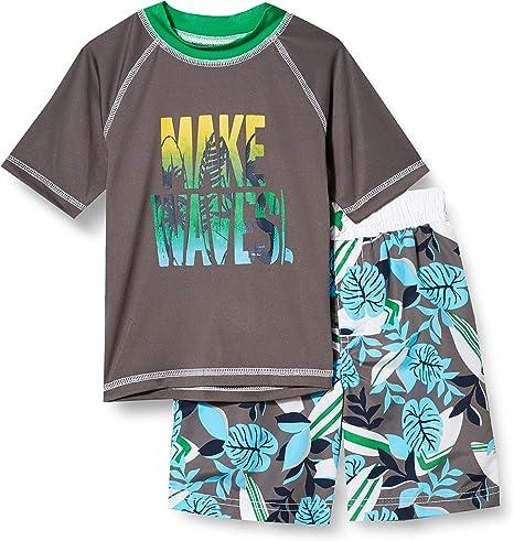 iXtreme Boys Toddler Printed Rashguard Sets