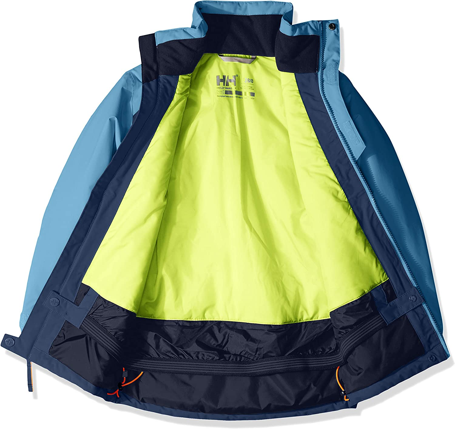 Helly-Hansen Juniors /& Kids Cascade Waterproof Insulated Ski Coat Jacket