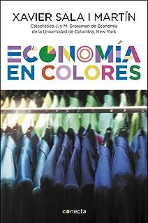 Economía en colores (Spanish Edition)