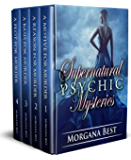 Supernatural Psychic Mysteries: Four Book Boxed Set: (Misty Sales Cozy Mystery Urban Fantasy series)