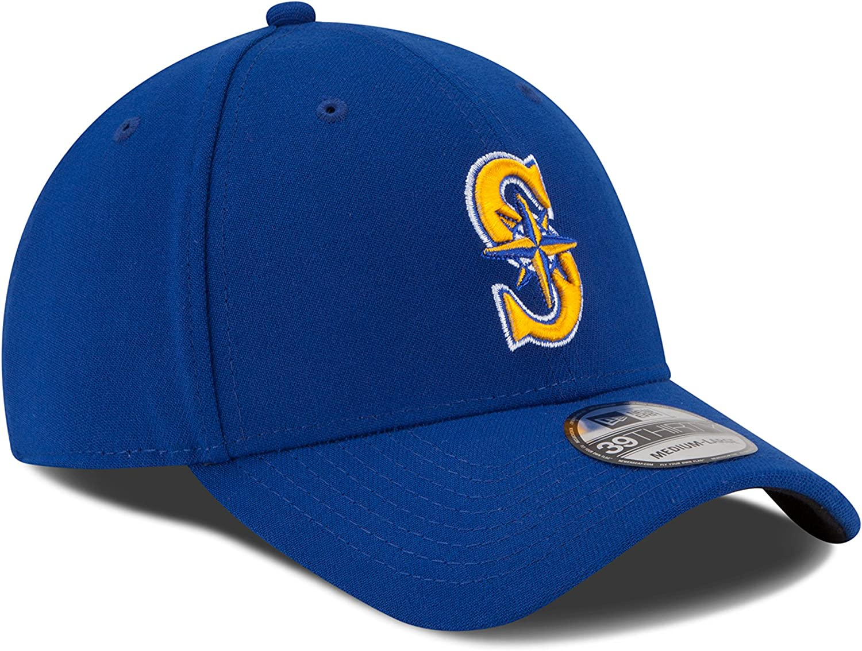 New Era MLB JR Alternate 2 Team Classic 39THIRTY Stretch Fit Cap