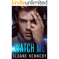 Watch Me book cover