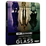Glass (Steelbook, inkl. Blu-ray) [4K Blu-ray]