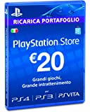 PS4 Branded PSN Card 20 Euro