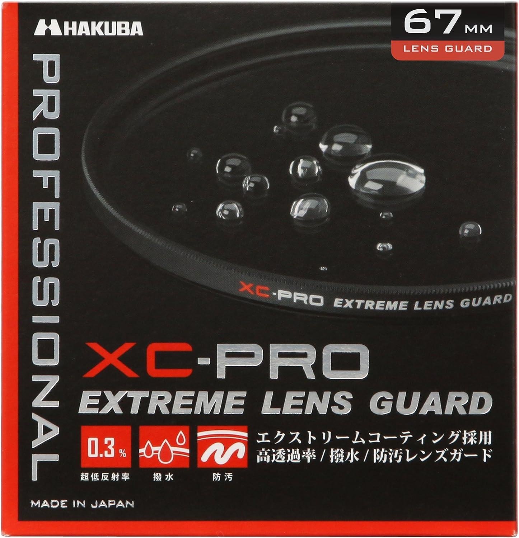 HAKUBA 67mm レンズフィルター XC-PRO