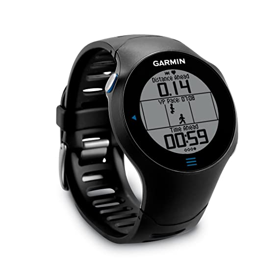 Garmin Forerunner 610 Touch GPS y pulsómetro reloj de pulsera Fitness 010-00947-10: Amazon.es: Electrónica