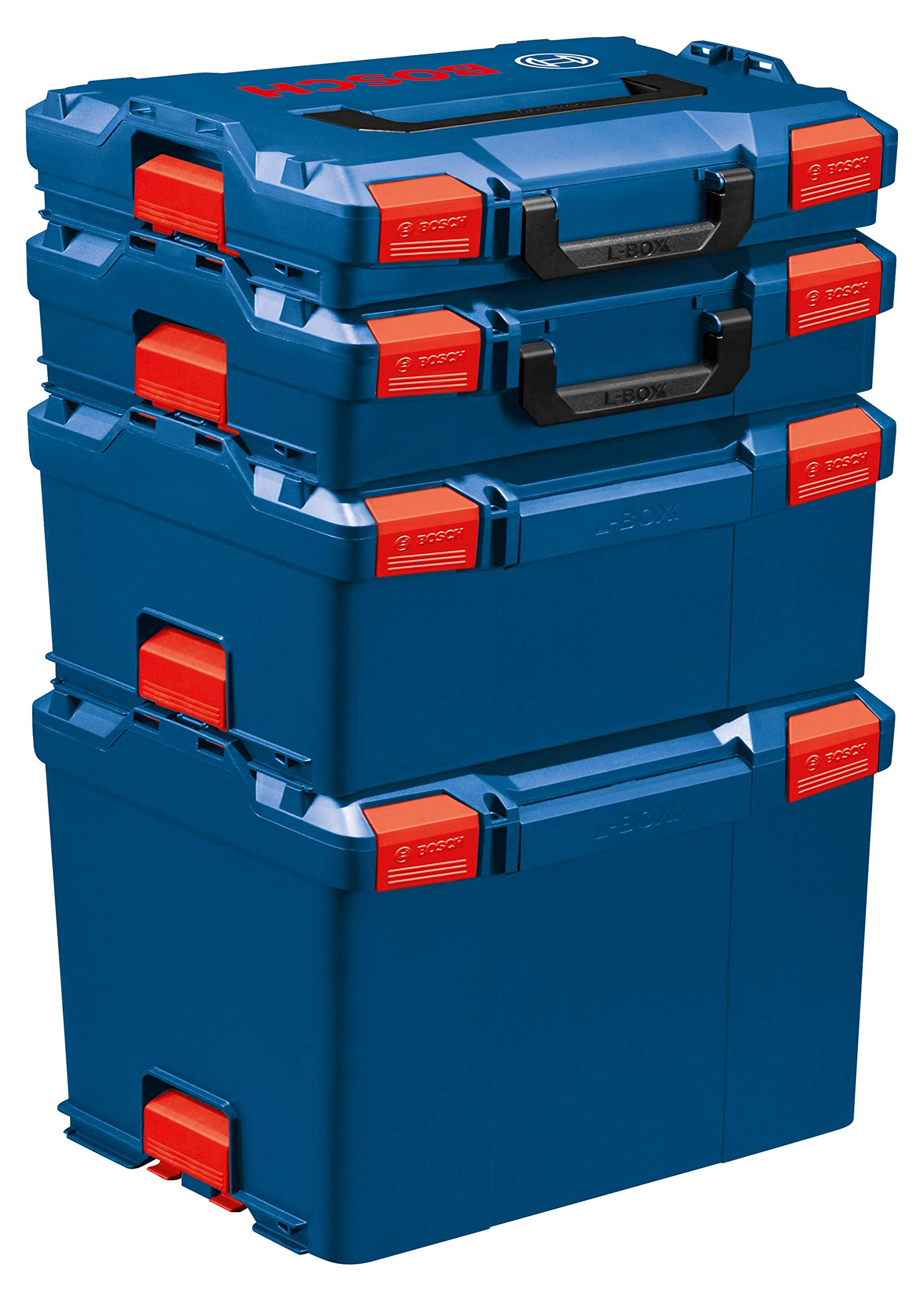 Bosch L-BOXX-1 4.5 In. x 14 In. x 17.5 In. Stackable Tool Storage Case by Bosch (Image #2)