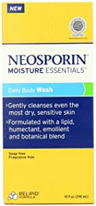 Neosporin Essentials Moisture Body Wash