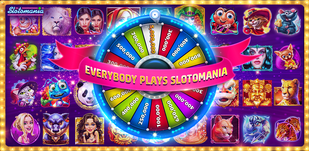 free casino games online slotomania