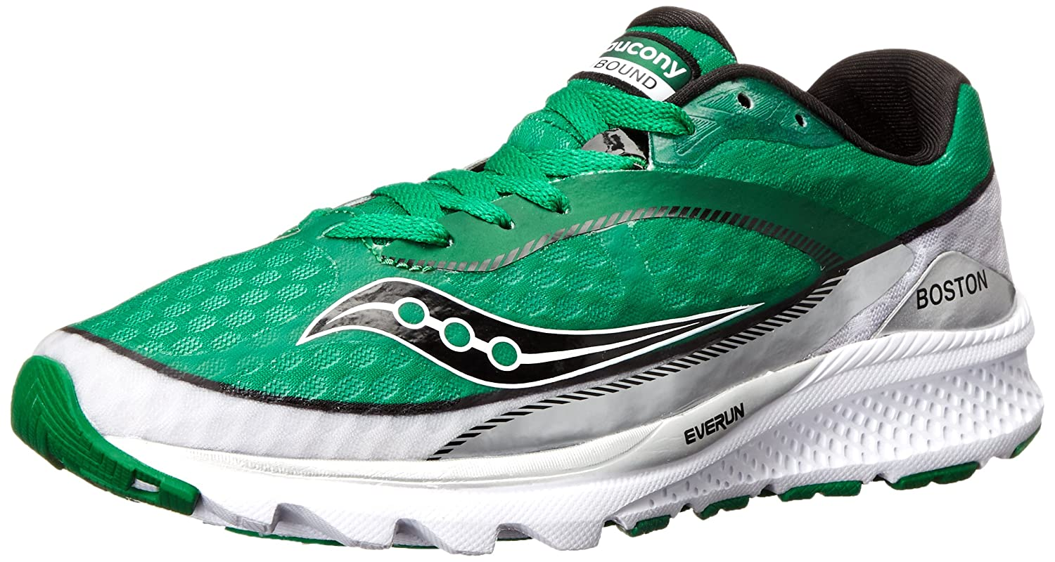 Saucony Women's Kinvara 7 Running Shoe B01B5H7342 12 B(M) US|Green