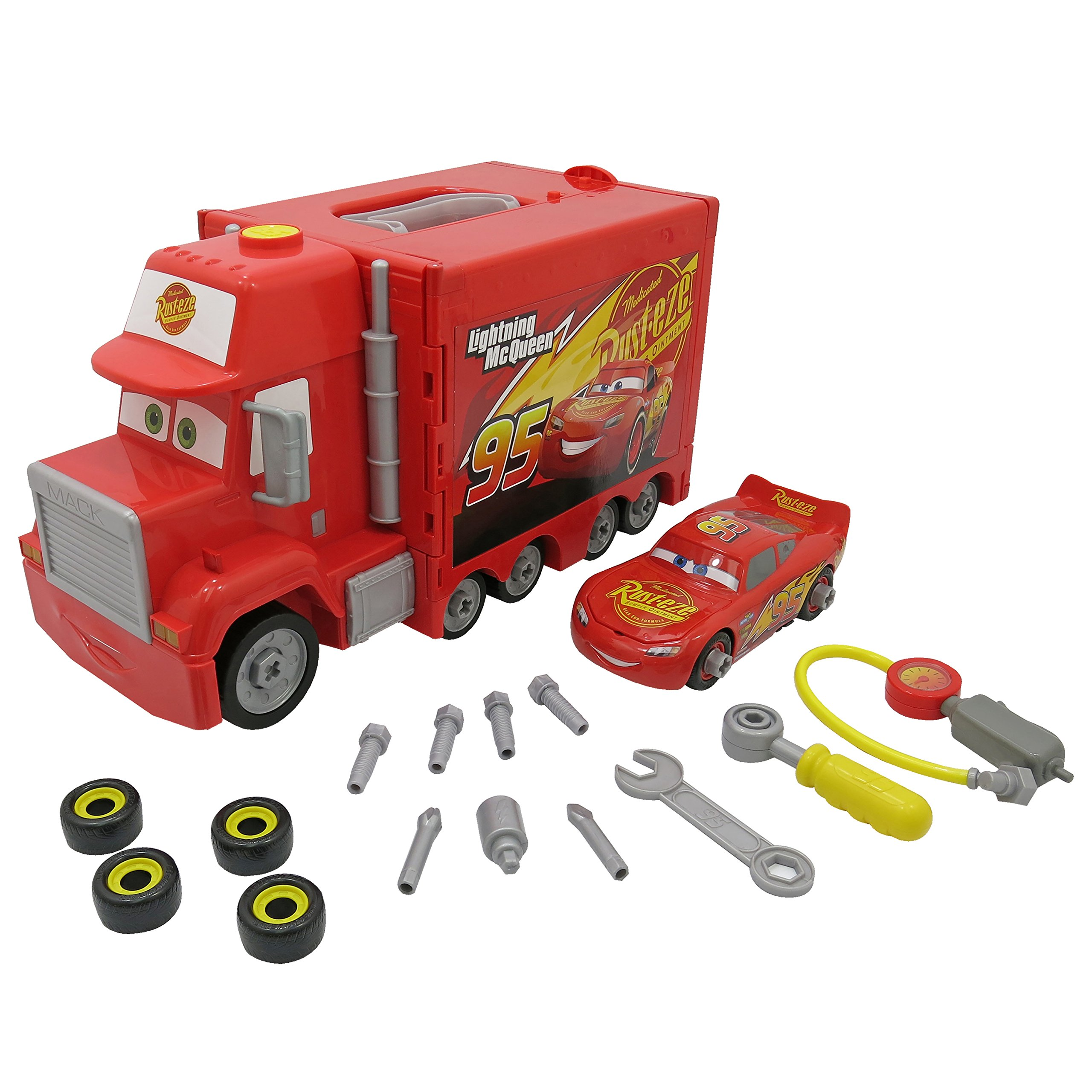 Cars 3 Macks Mobile Tool Center by Cars 3 (Image #4)