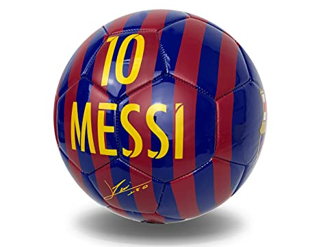 Image Unavailable. Image not available for. Color  Messi Signature Soccer  Ball Size ... 2a9c9d6ad8f