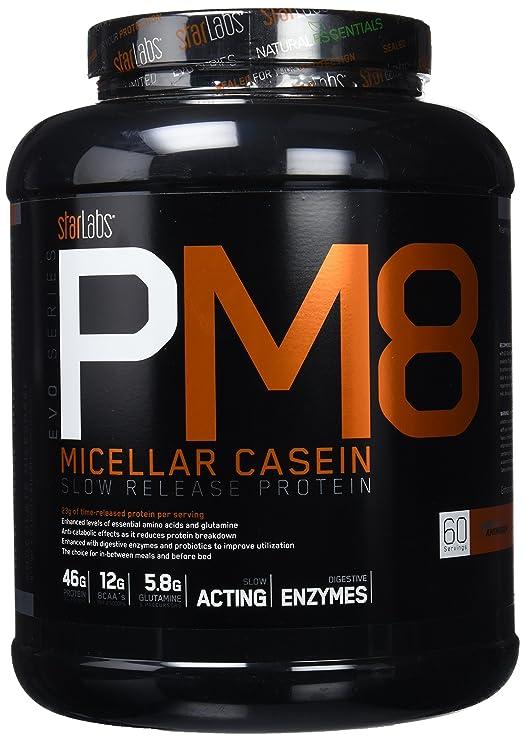 Starlabs nutrition - PM8 Micellar Casein - Complemento ...