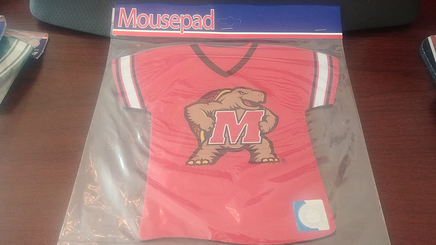 Kolder Neoprene Mouse Pad University of Maryland Terrapins Officially Licensed Collegiate Products