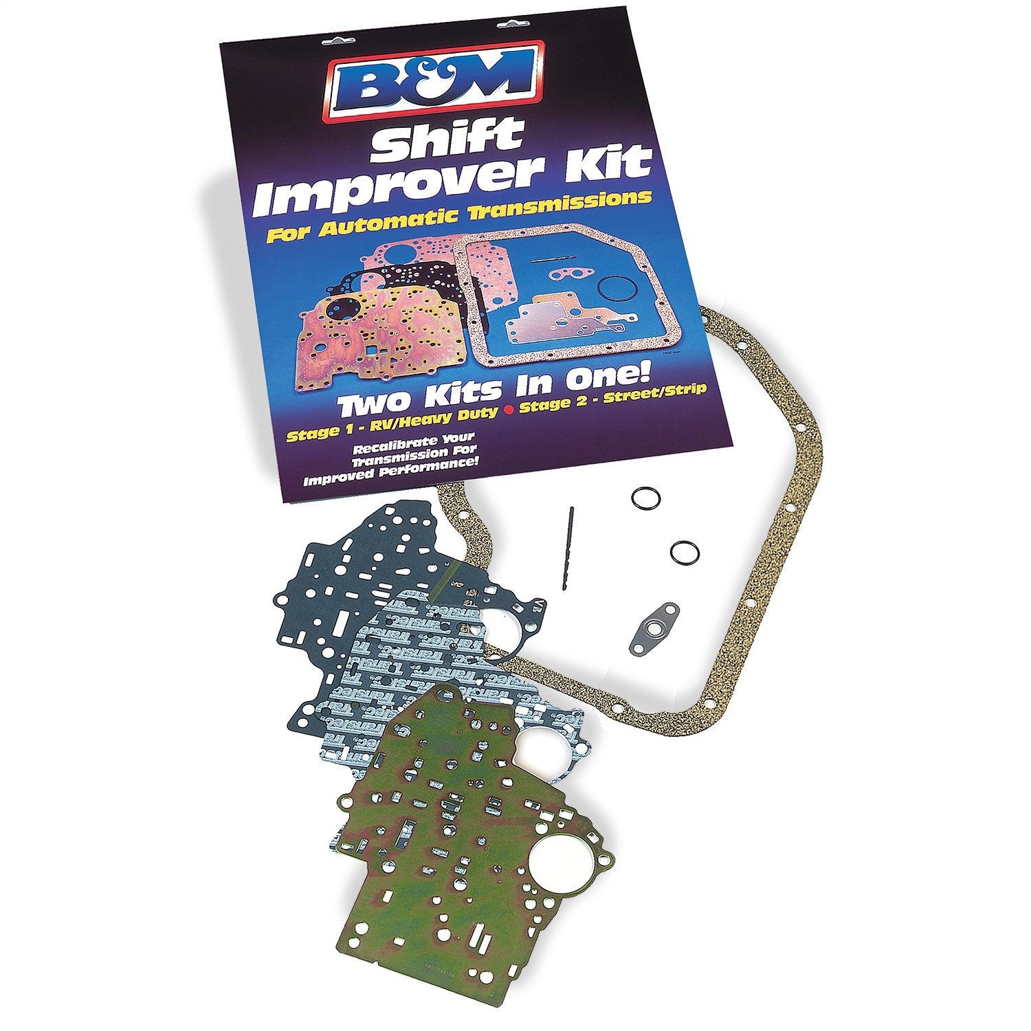 B&M 20260 Shift Improver Kit for Automatic Transmissions by B&M