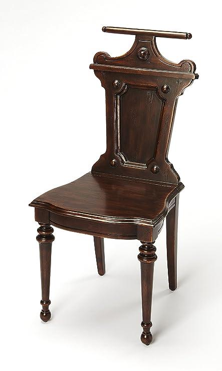 Butler Castle Valet Chair, 18u0026quot; X 18u0026quot; X 38u0026quot;, ...