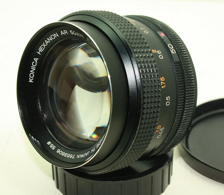 Konica Hexanon Konica AR 50 mm f f/ 50 1.4マニュアルフォーカスレンズ B00L2KPF70, 博多びーどろ粋工房:8b4db292 --- integralved.hu