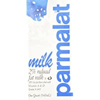 PARMALAT MILK - 2%, 32 OZ (pack of 6)
