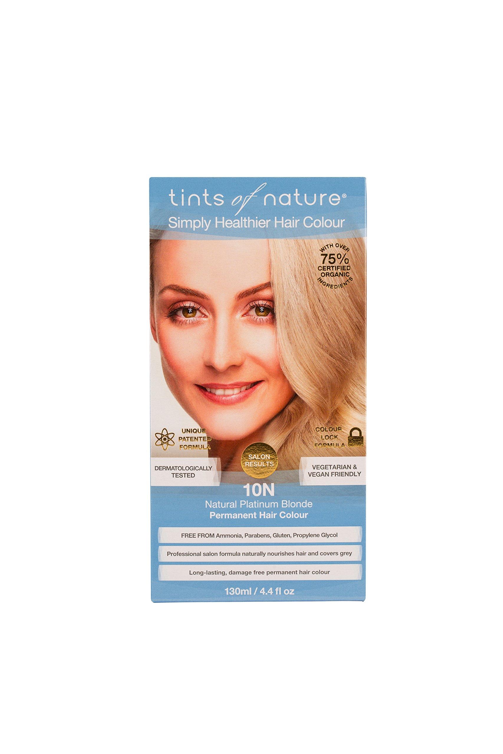 amazon com   tints of nature permanent colour 8n natural light blonde