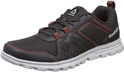 679f716adb4cd0 Reebok Men s Run Fusion Lp Brown Running Shoes-10 UK India (44.5 EU ...