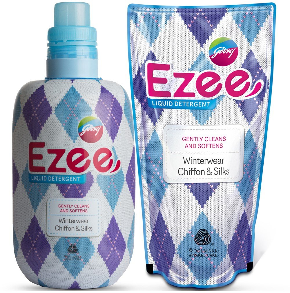 Buy Godrej Ezee Liquid Detergent - 1kg Bottle + 1kg Refill Online at ...