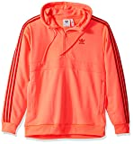 adidas Originals Men's 3-Stripes Half-Zip