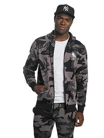 1a41880e2f8a8 New Era Men Overwear/Zip Hoodie BNG Golden State Warriors Fleece Hoody