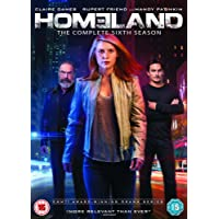 Homeland Season 6 [DVD] [2017]