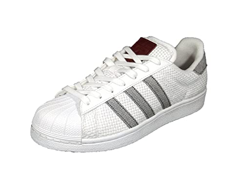cf14e8f4a6fb adidas Men s Superstar Casual Trainers BB6385 (UK 7)  Amazon.co.uk ...