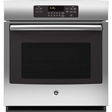 Incroyable GE JK3000SFSS 27u0026quot; Stainless Steel Electric Single Wall Oven