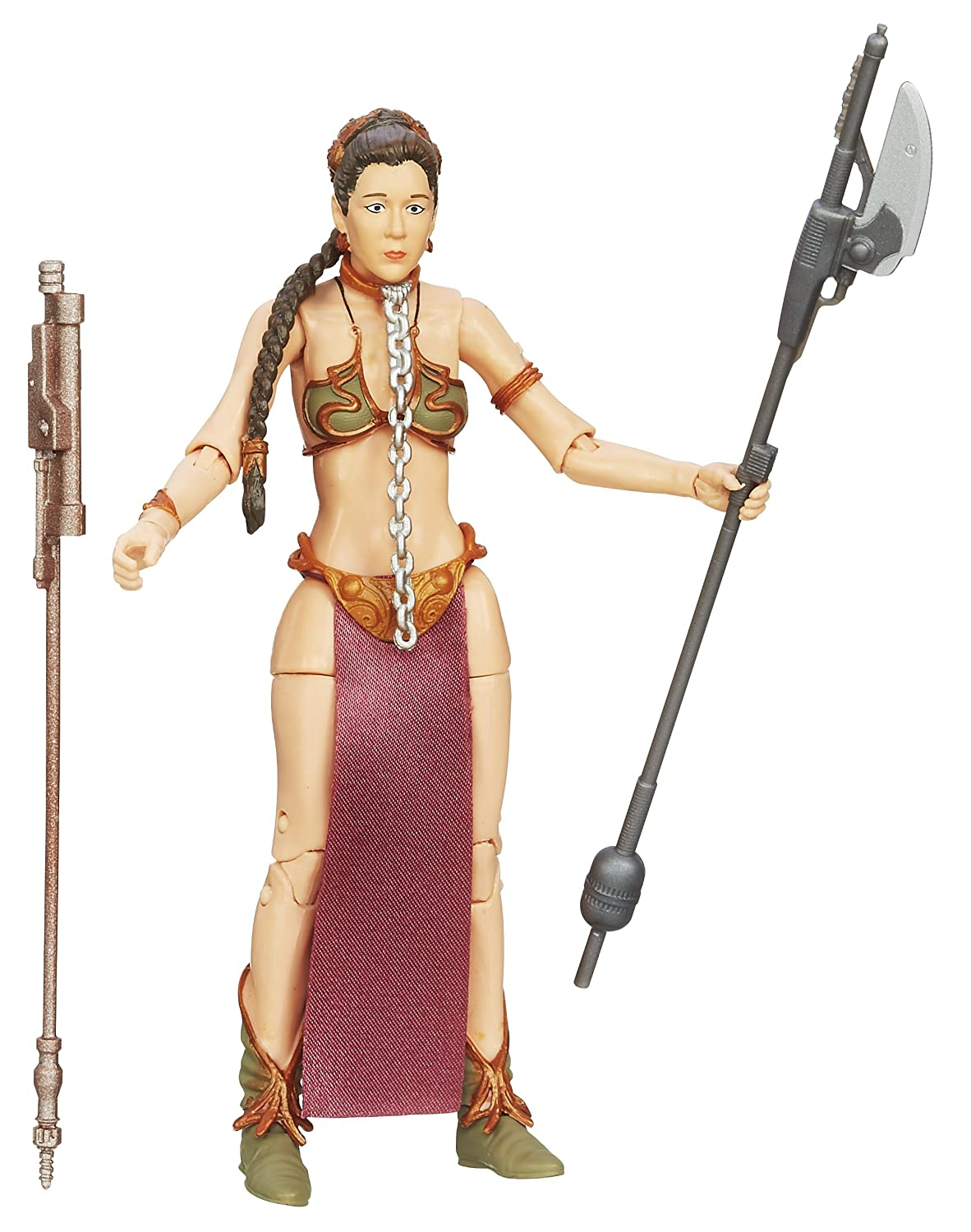 Amazon.com: Star Wars The Black Series # 05 Princess Leia ...