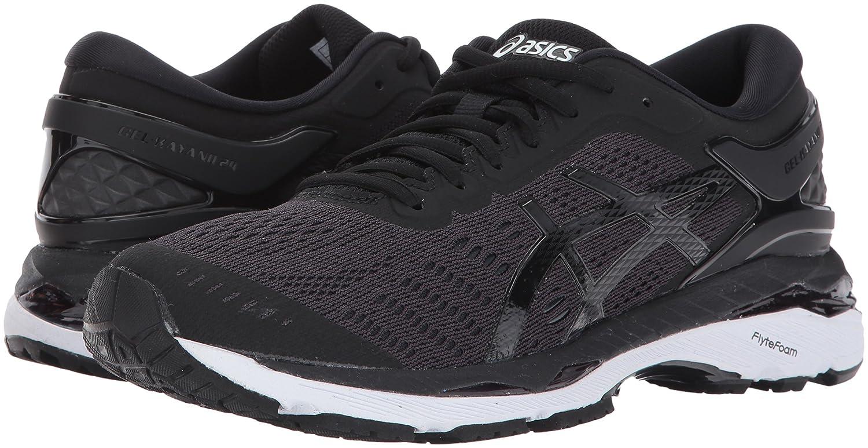 ASICS Women's Gel-Kayano 9.5 24 Running Shoe B01N06L2O6 9.5 Gel-Kayano B(M) US|Black/Phantom/White c92dd9