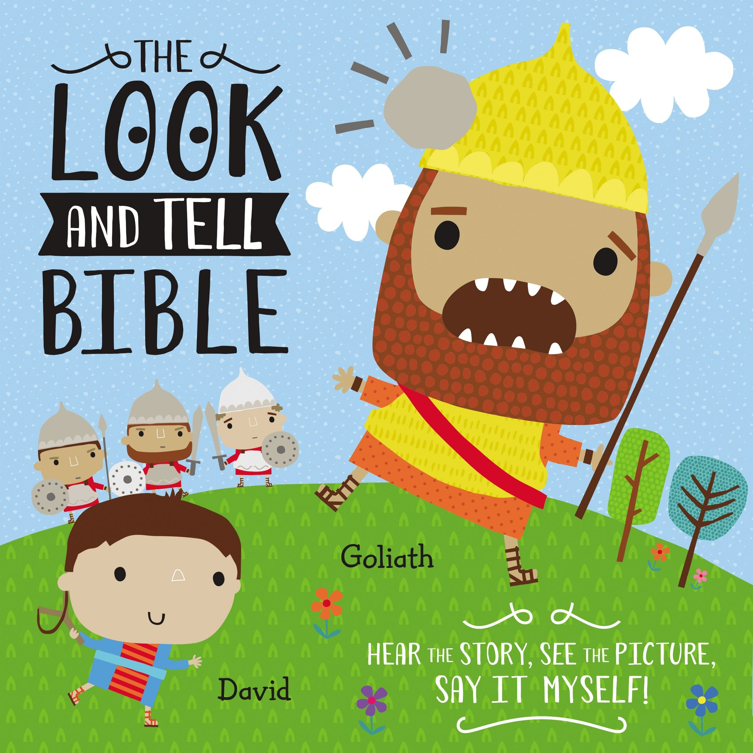 look and tell bible thomas nelson 9780718085582 amazon com books