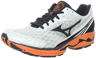 0277e951c5a8 Amazon.com | Mizuno Men's Wave Rider 16 Running Shoe | Road Running