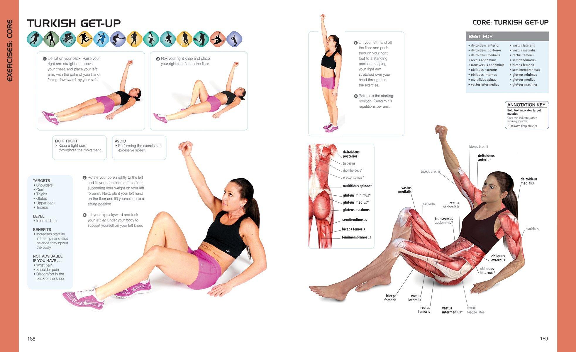 Encyclopedia of Exercise Anatomy (Anatomy of): Amazon.co.uk: Hollis ...
