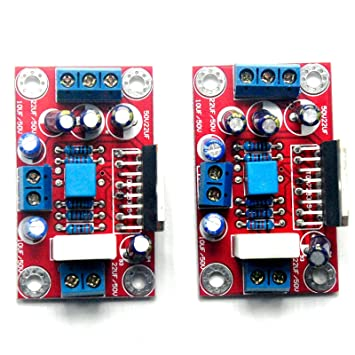 TDA7294 two-channel power amplifier board A pair of TDA7294