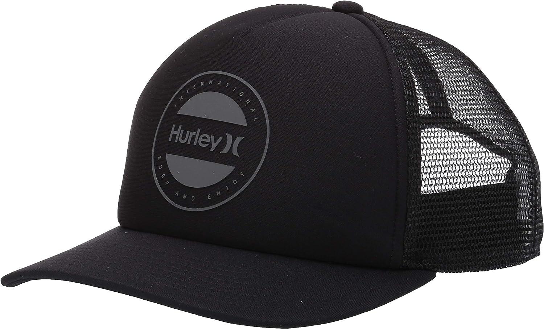 Hurley M Port Hat Gorra, Hombre, Black, 1SIZE: Amazon.es: Deportes ...