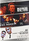 King of New York / State Property / Belly (3 DVD Pack)