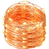 String Lights,Oak Leaf 2 Set of Micro 30 LED Fairy Lights 4.9 Ft (1.5m) for DIY, Home, Patio, Garden, Party, Wedding Centerpiece,Warm White