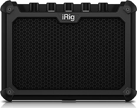 IK Multimedia iRig Micro Amp - Amplificador de guitarra de 15W ...