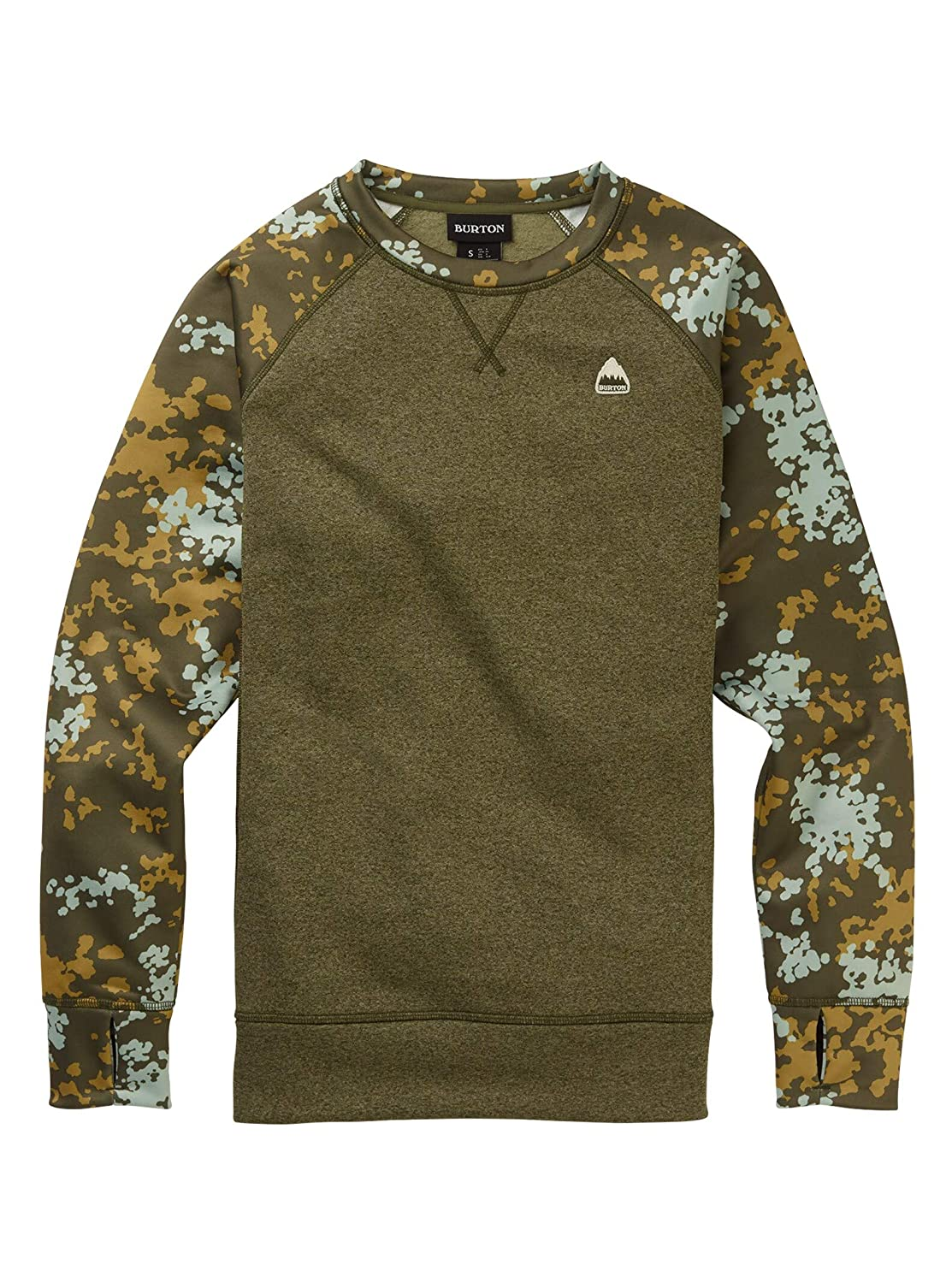 Burton Womens Oak Crew Sweatshirt