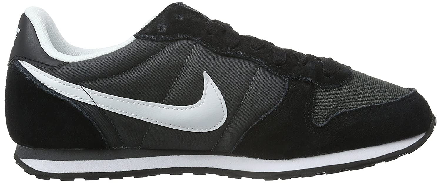 Nike Genicco, Men's Low-Top Sneakers, Black/Blanco (Anthracite/White-Black),  6 UK: Amazon.co.uk: Shoes & Bags