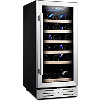 Amazon Com Dual Zone Wine Cellar Wc29 Appliances